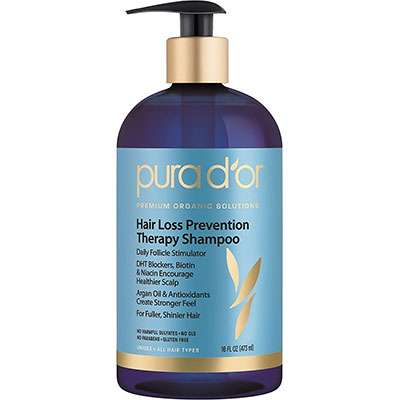 Pura D'Or Hair Loss Shampoo