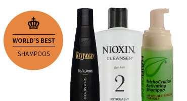 Anti DHT shampoos