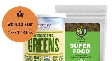 Best organic green drinks