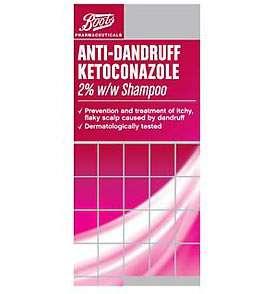 Boots anti dandruff shampoo