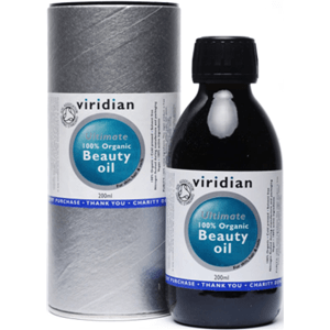 Viridian organic beauty EFA Omega Oil