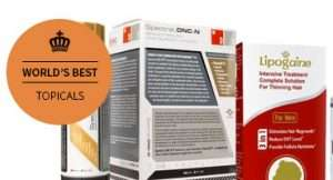 Best topical hair loss treatments