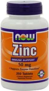 Does zinc help with hair loss?