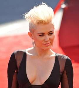 Miley Cyrus bad hair