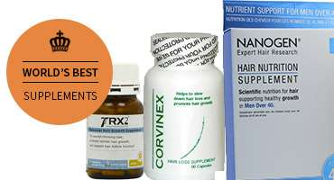 Best hair loss supplement