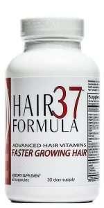 Hair Formula 37 best hair growth vitamins