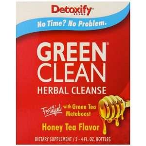 Detoxify Green Clean detox drink