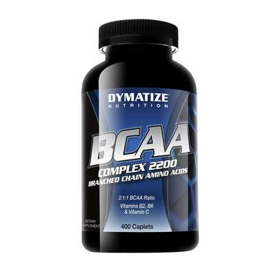 BCAA supplement with B6 and vitamin C