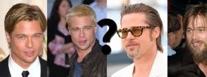 Brad Pitts best hair styles vote