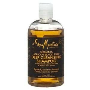 Shea Moisture organic salicylic acid shampoo