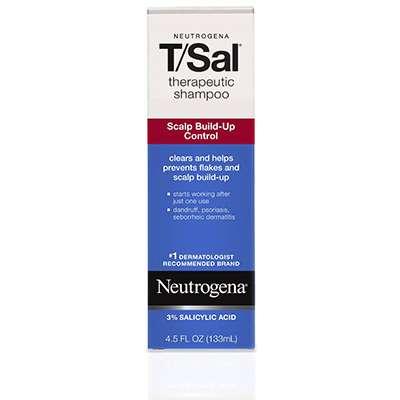 T Sal Salicylic acid shampoo