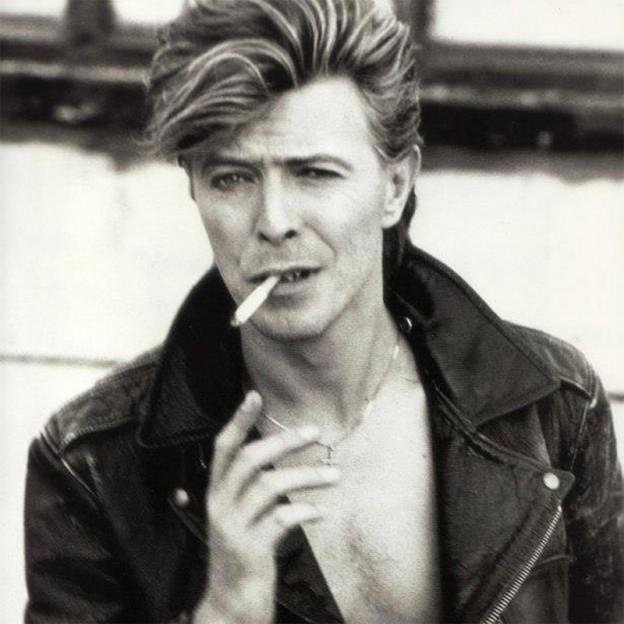 David Bowies coolest rockstar hair