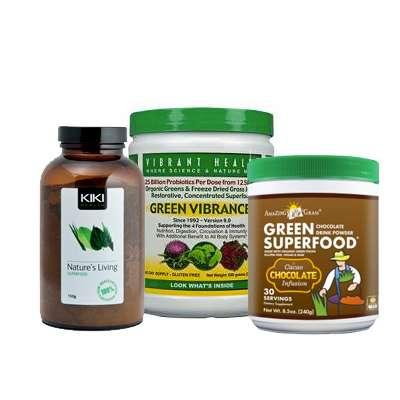 Best organic superfood powder green drinks
