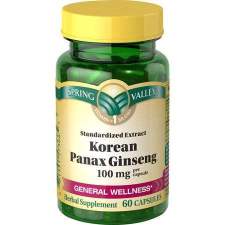 Korean Panax Gingseng