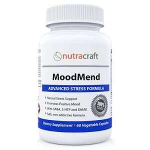 Mood Mend Calming supplement