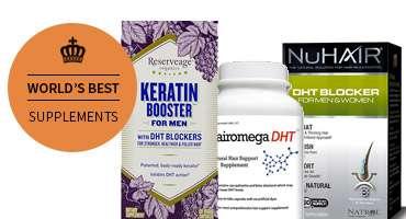 Best DHT blocker supplements
