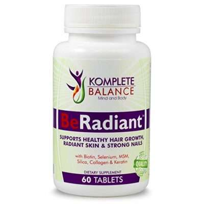 Best supplement for hair skin and nails