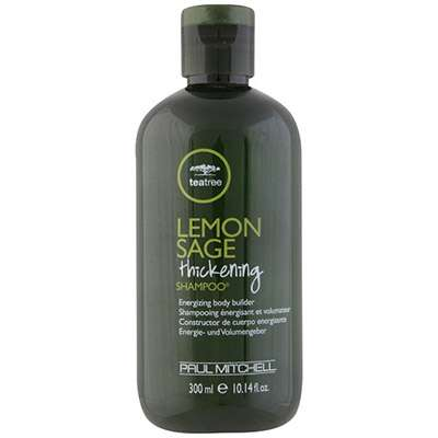 Lemon Sage thickening shampoo by Paul Mitchel