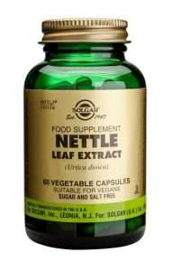 Nettle extract for hair loss