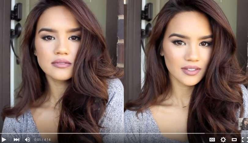 Victorias Secret hair tutorial