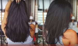 Grow hair really fast