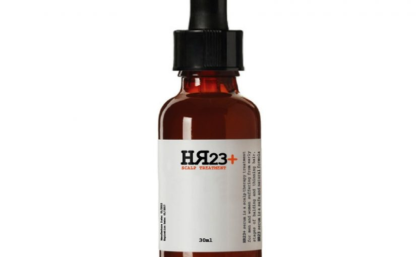 HR23 hair growth scalp treatment