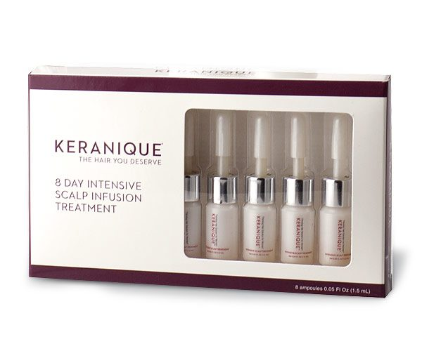 Keranique 8 day hair loss treatment