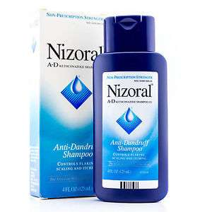 Nizoral a-d hair loss shampoo