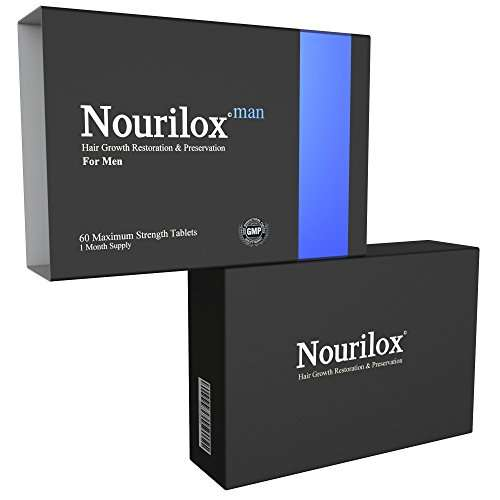 Nourilox Hair Growth Supplement Reviews