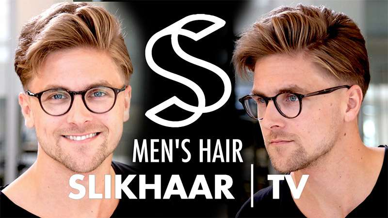 Slikhar mens hair tutorial videos