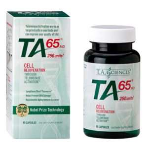 TA-65 supplement for hair loss