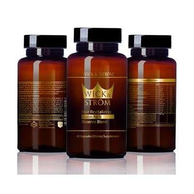 Wick & Strom Hair Loss Vitamins Reviews