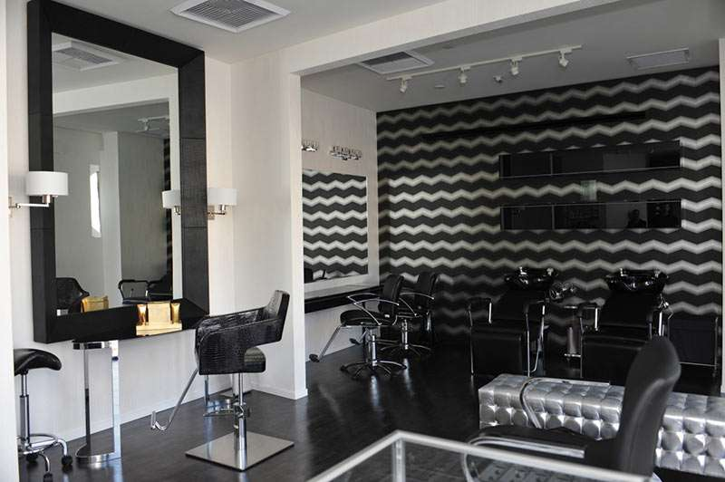 Barnes and Galasso salon LA