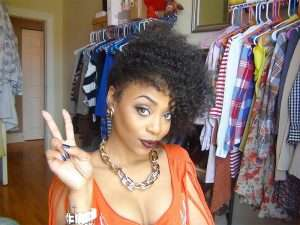 Miss Vaughn Youtube Channel for hair