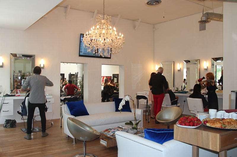 Fred Segal salon LA