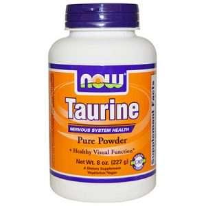 Taurine supplement