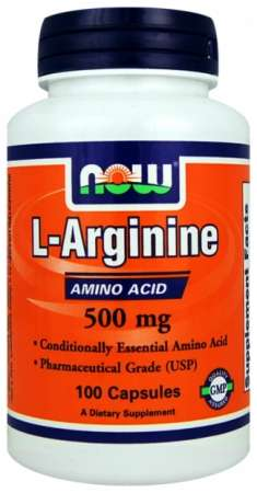 Arginine supplement