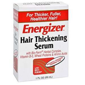 Energizer Hair Thickening Serum