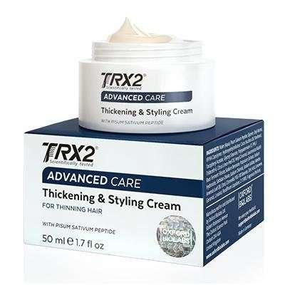 TRX2 advanced hair thickening cream