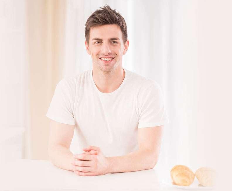 Reverse hair loss Chris Carter