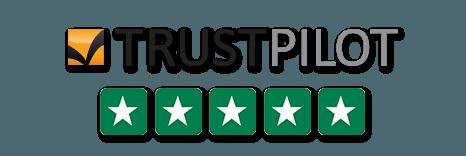 Trust Pilot 5 stars