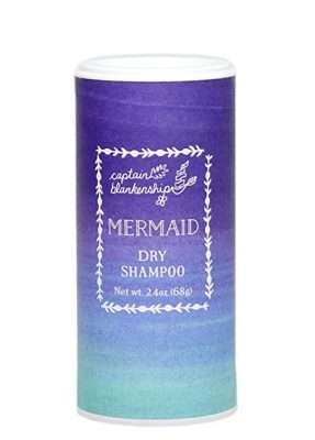 Captain Blankenship organic dry shampoo