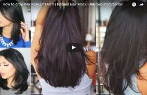 how to make hair grow super fast overnight