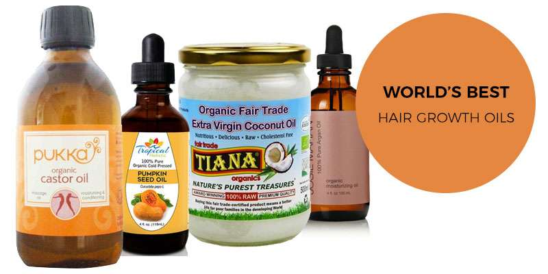Hair Growth Oil: The Most Effective Oils for Hair Growth