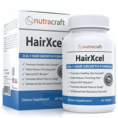 HairXcel hair loss supplement