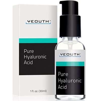 Pure hyaluronic acid serum