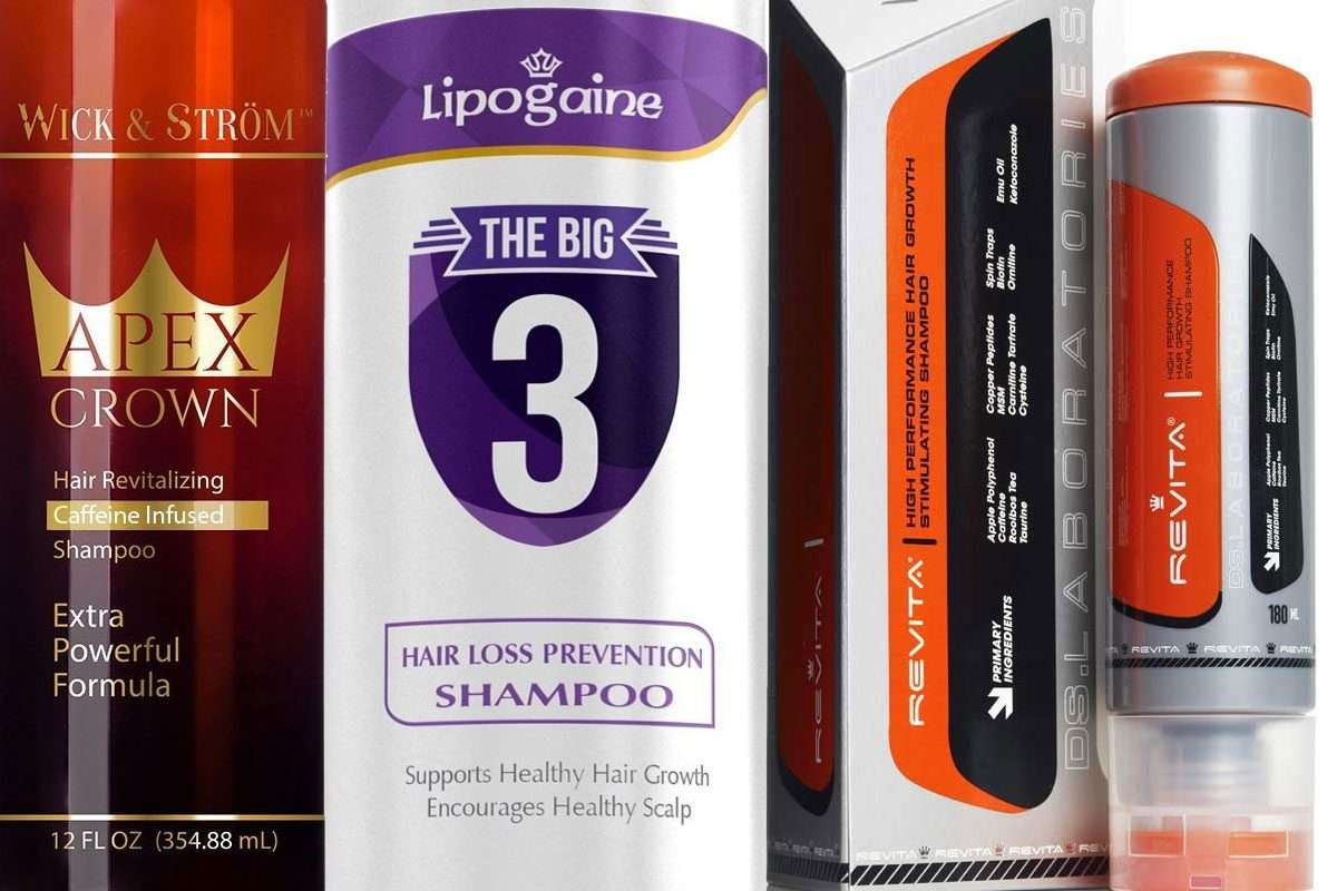 Best shampoo for hair loss