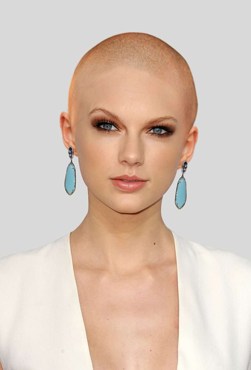 The World S Most Beautiful Women With No Hair