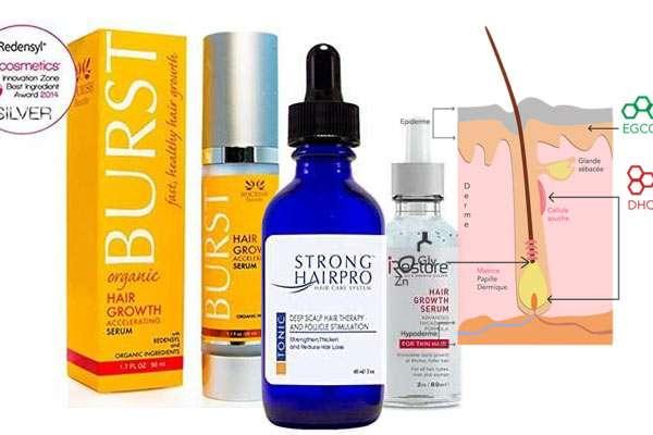 Redensyl hair loss serum