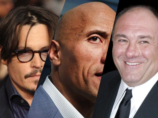 Celebrities with anxiety and hair loss